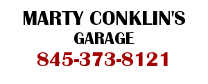 Marty Conklin's Garage, Inc.